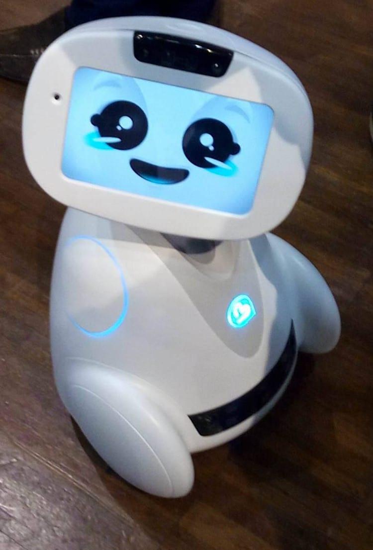 Le robot compagnon Buddy fait un carton !