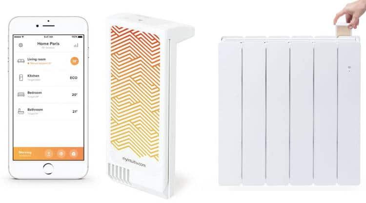 Le radiateur connecté Intuitiv