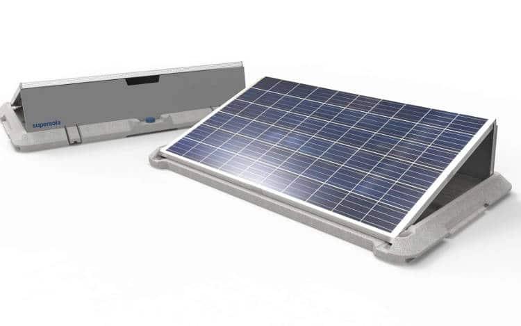supersola capteur solaire
